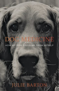 Can Animals Help Us Heal from Brain Injury? Dog Medicine Book Cover