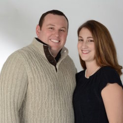 Dole Caregiver Fellow: Emery Popoloski and her husband