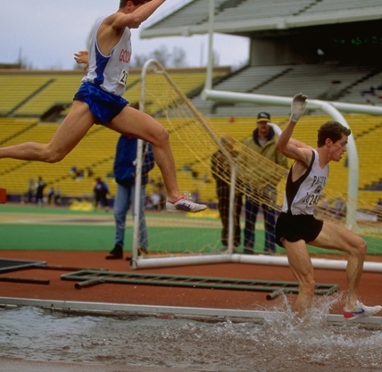 Bring on the Steeple Chase!