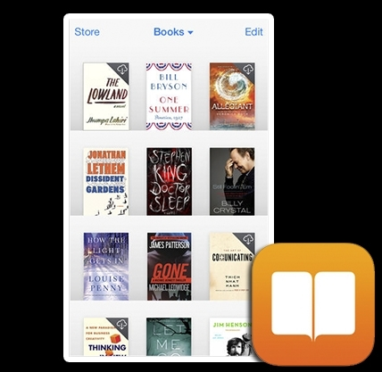 iBooks with VoiceOver