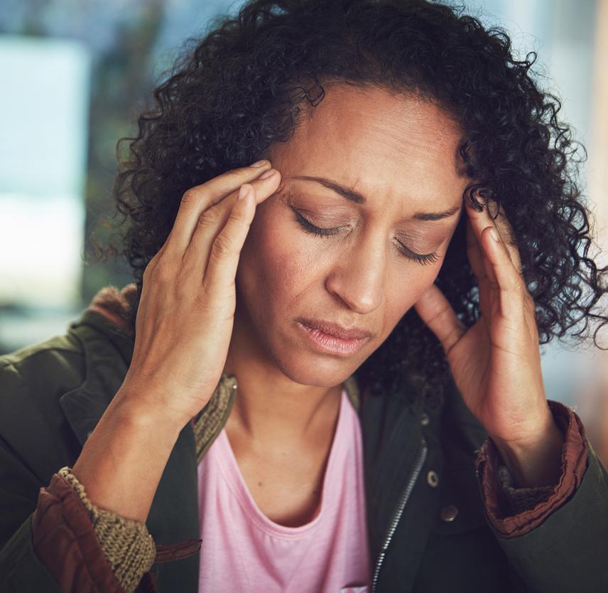 Coping with Caregiver Burnout & Compassion Fatigue