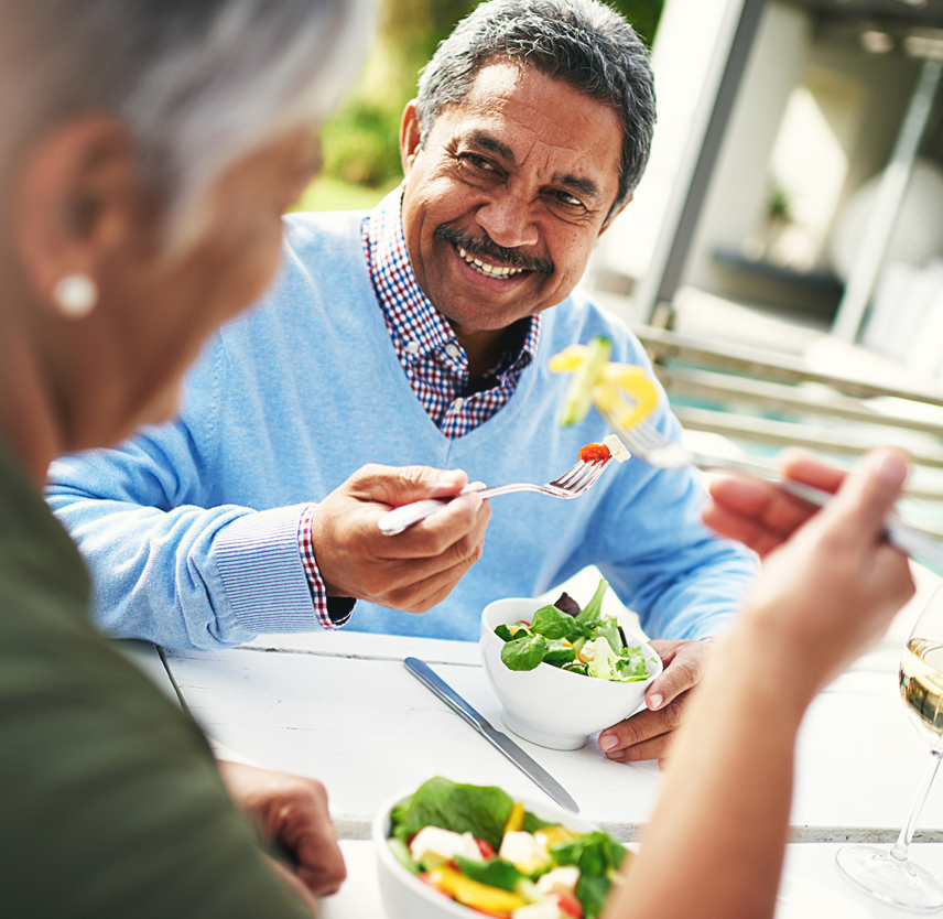 Caregiver Diet & Nutrition