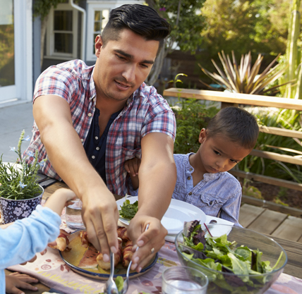 Caregiving and Brain Injury: Chages in Family Roles