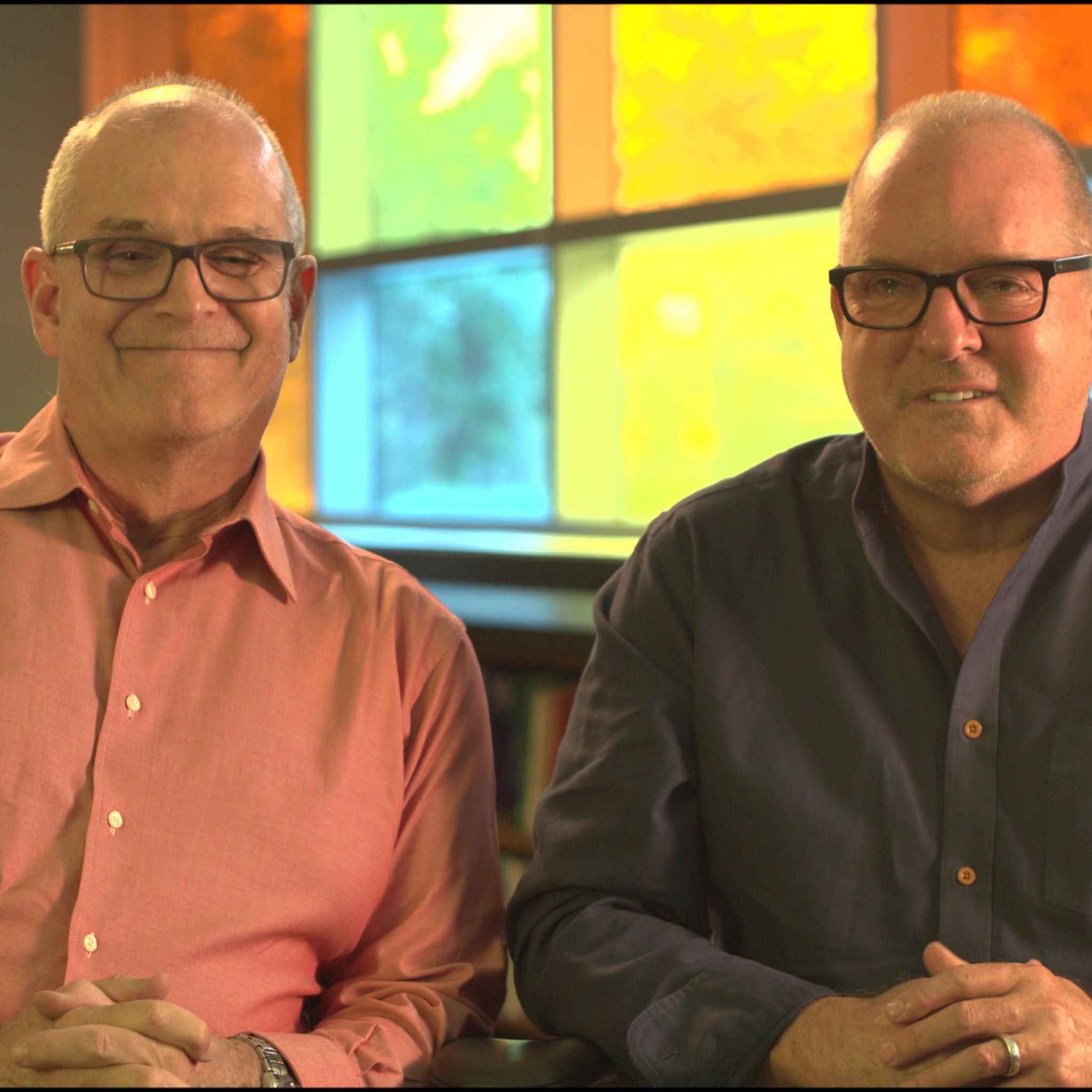 Mark Dirlam and Daniel Dovenbarger