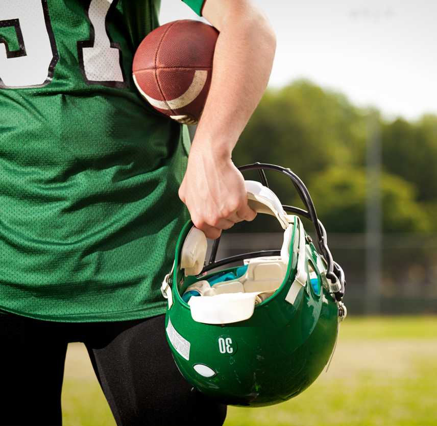 Association of Playing High School Football With Cognition and Mental Health Later in Life