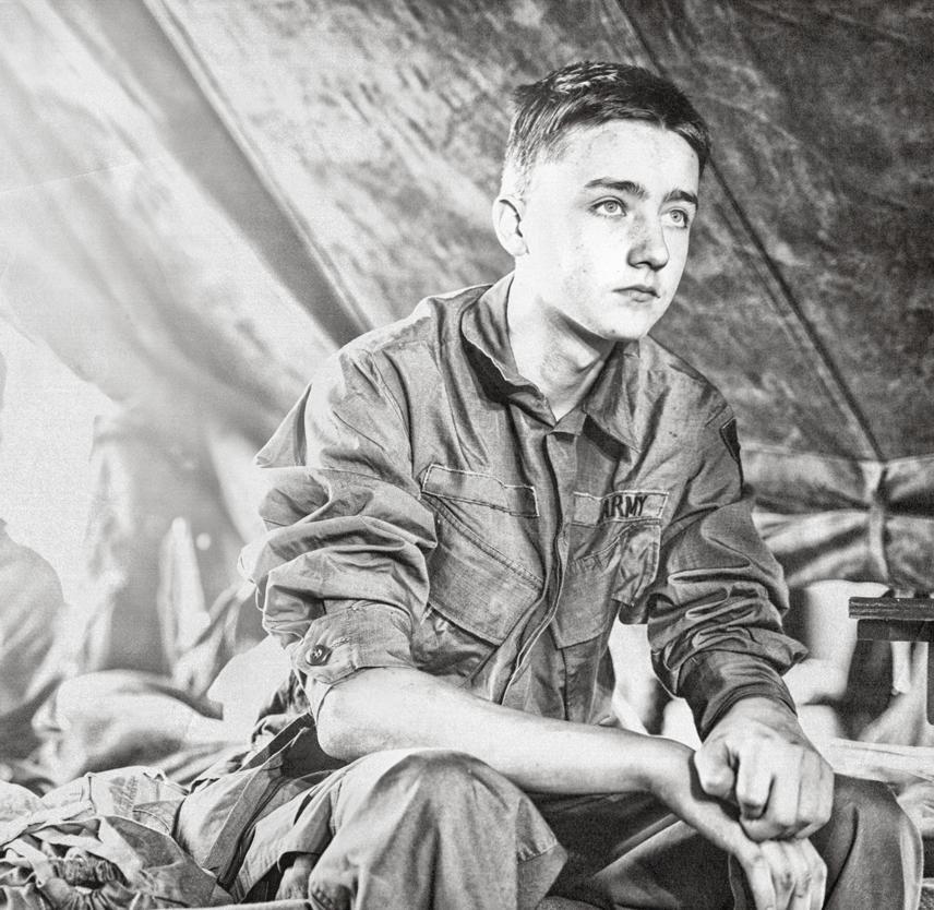 History of PTSD in Veterans: Civil War to DSM-5