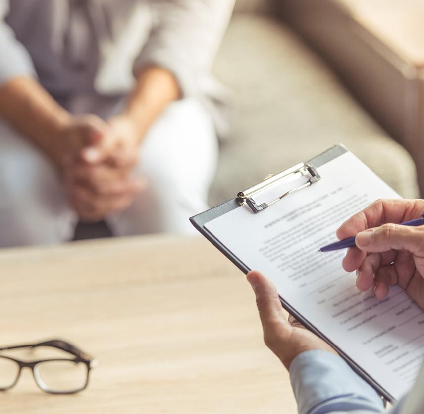 PTSD: Types of Therapists