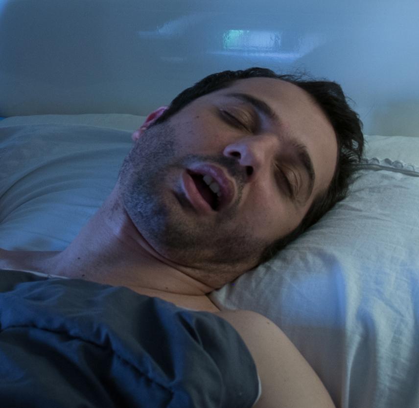 Sleep Apnea and Brain Injury