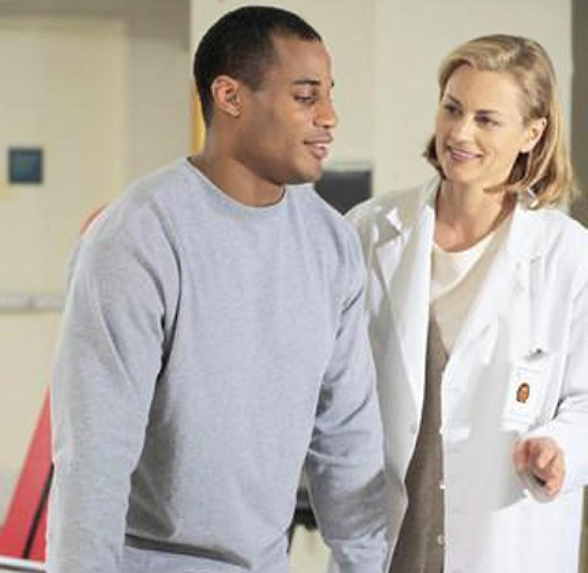 The Rehabilitation Staff Nurse