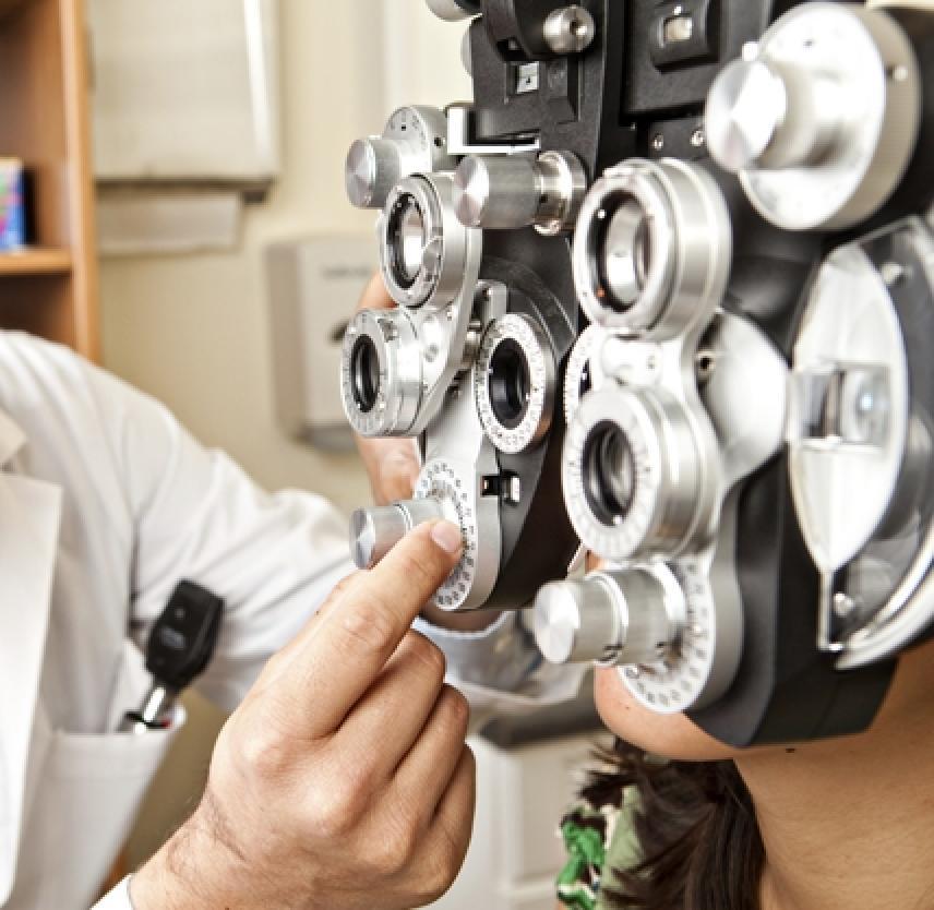 Visual Function in Patients of a Polytrauma Rehabilitation Center: A Descriptive Study