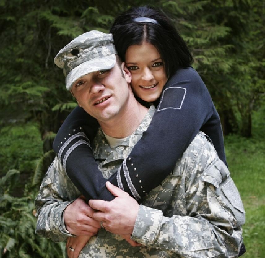 Health indicators for military veteran and civilian women dating