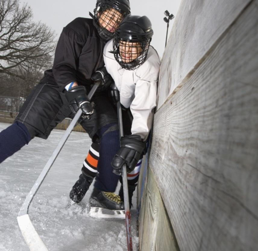 Heads Up: Concussion in Hockey