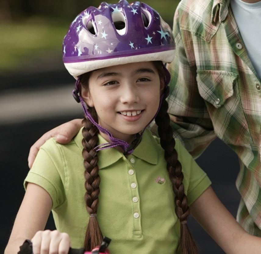 Preventing Injuries to Children Riding Bicycles