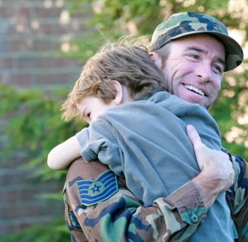The Invisible Injuries of War: Impact on Military Families and Children