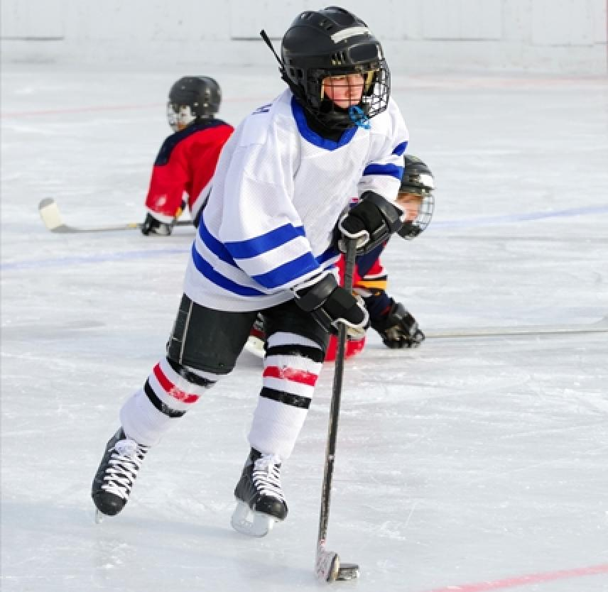 Concussions: Is Your Young Athlete at Risk? (winter sports)