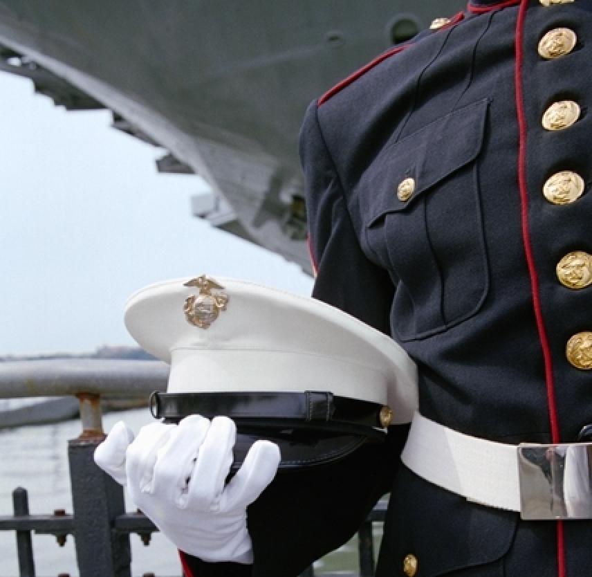 Helping Marines Get Unstuck