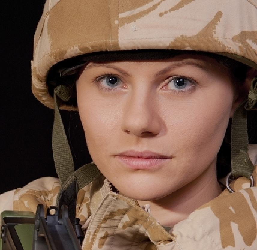 Military Women Coping with PTSD