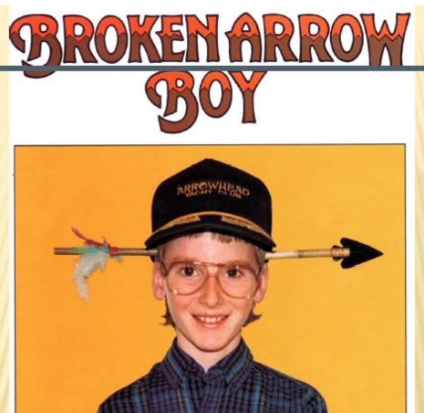 Broken Arrow Boy