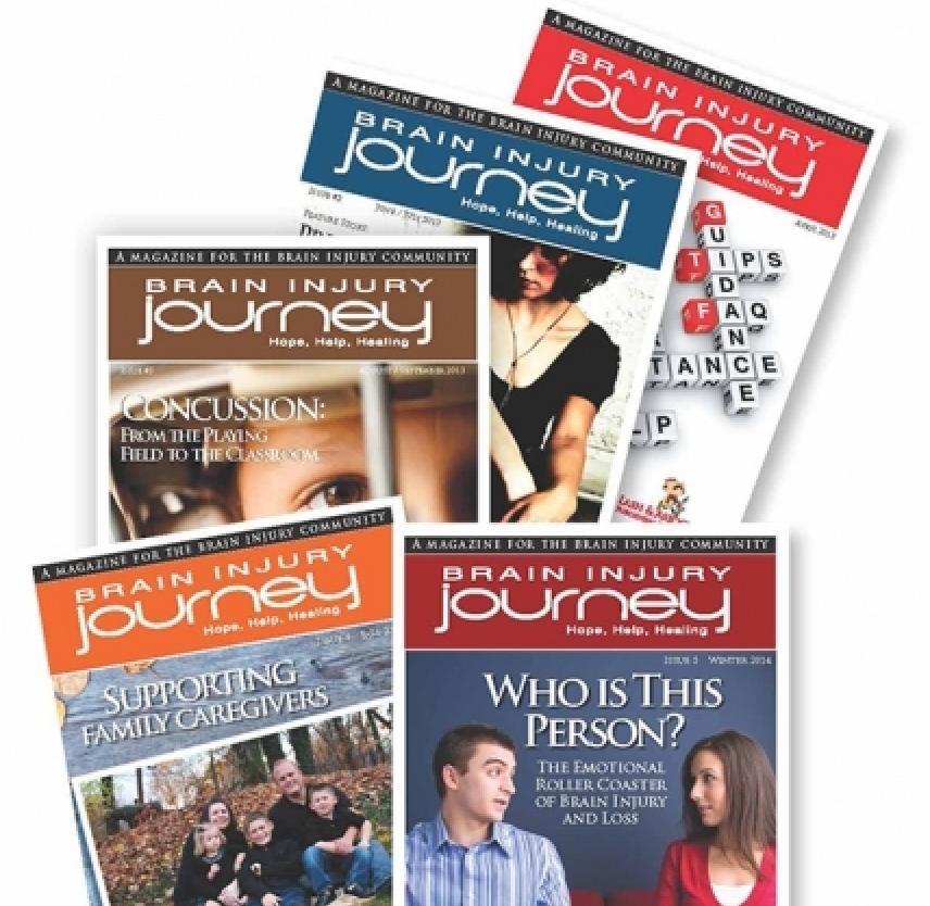 Brain Injury Journey Magazine