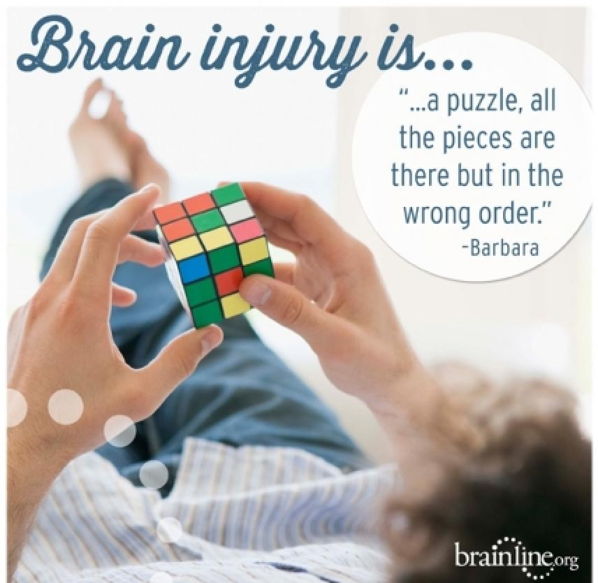 Brain Injury Is...