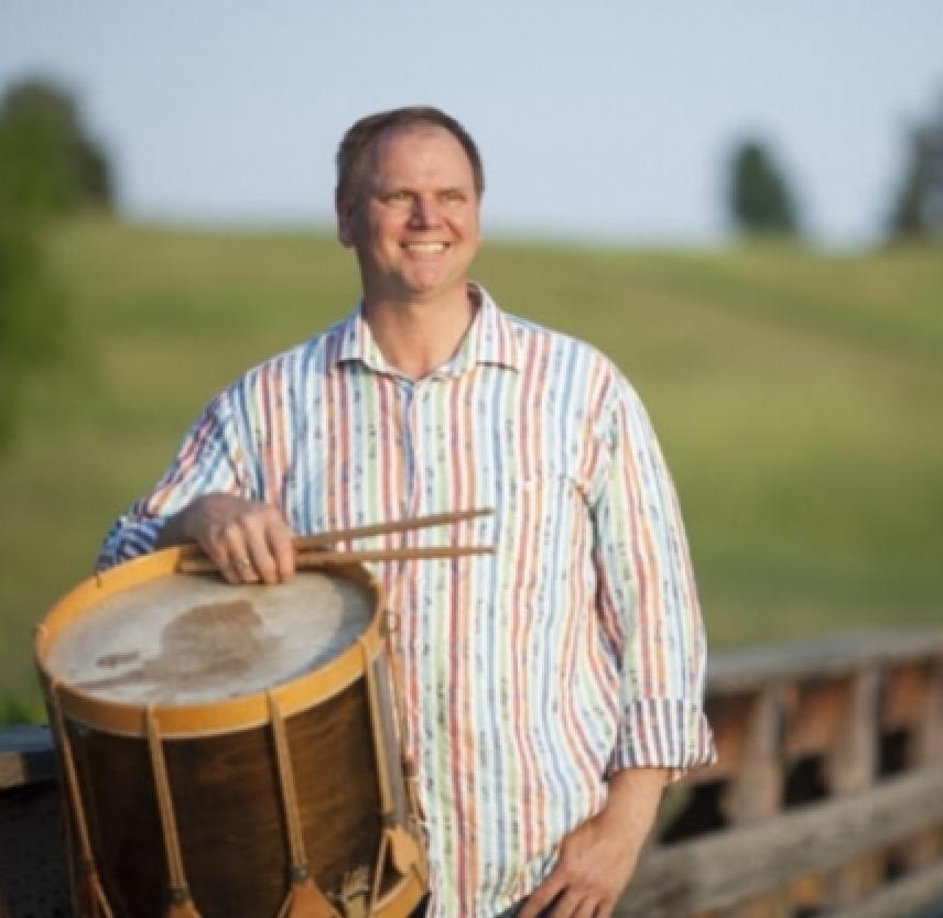 How Drumming Brought Me Back to Life After Brain Injury
