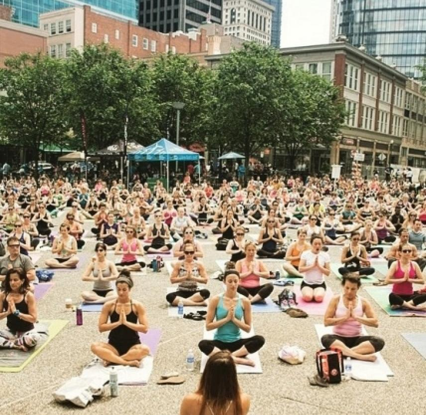 Three Ways Yoga Will Help You Feel Good