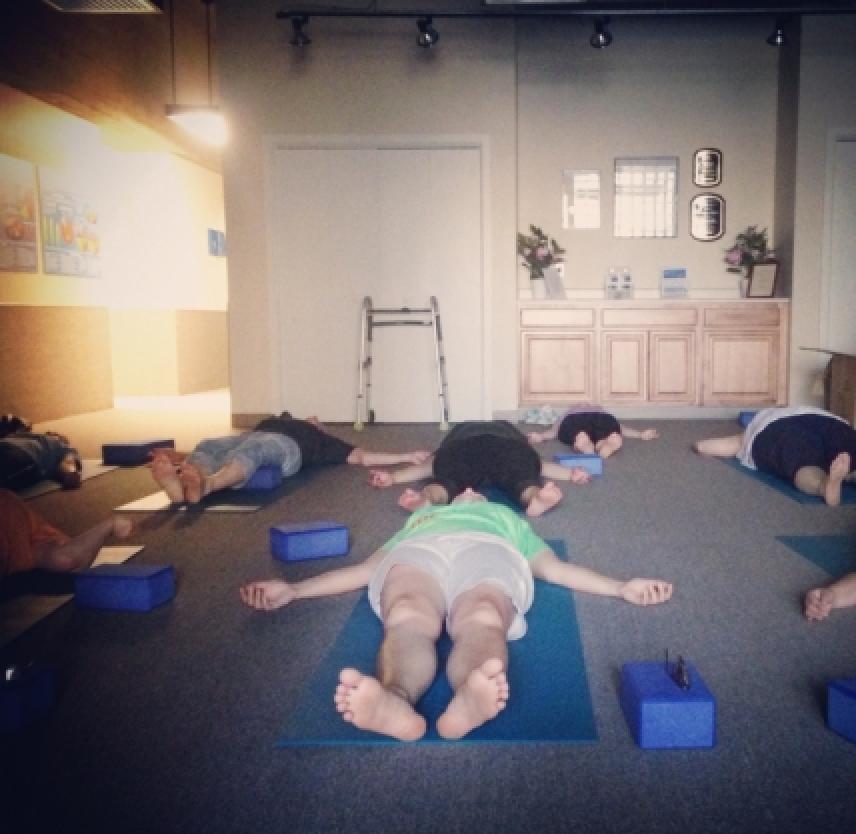 Flinging Open Many Doors at Yoga ReMed