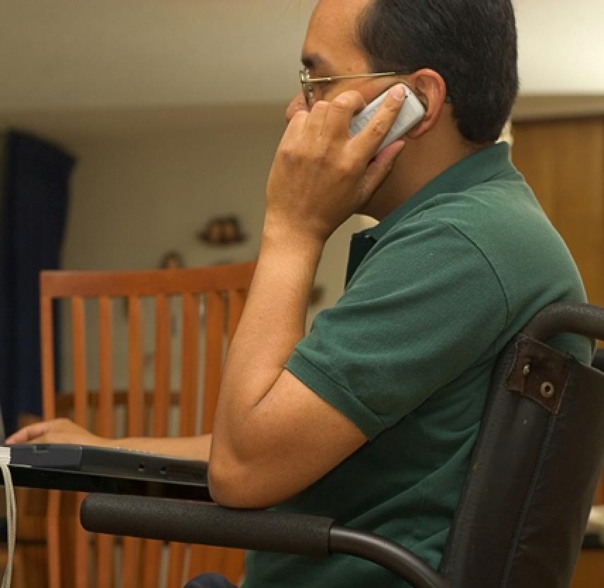 La Red de Acomodación en el Empleo Servicio Ofrecido por Oficina para las Políticas de Empleo de Personas Discapacitadas del Departamento del Trabajo de los EE.UU.