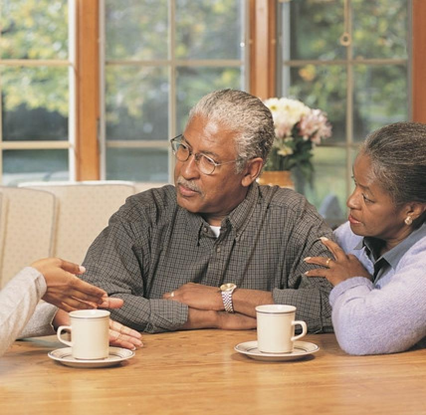 Fact Sheet: Holding A Family Meeting