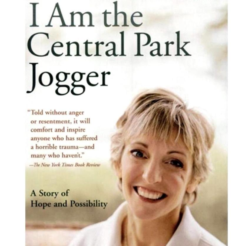 Central Park Jogger Cover