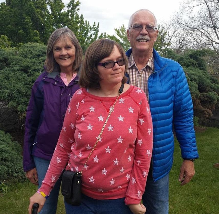 Jim, Alice, and Kara