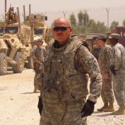 Duane France, Combat Veteran & Clinical Mental Health Counselor