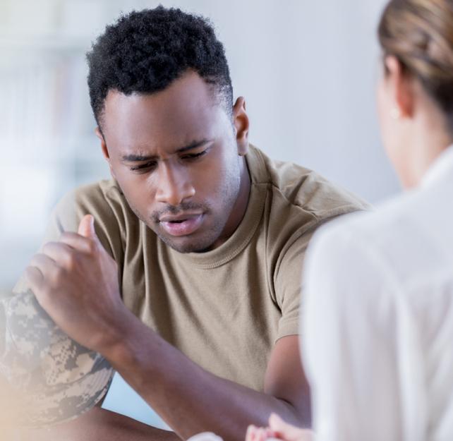 PTSD Treatment Options