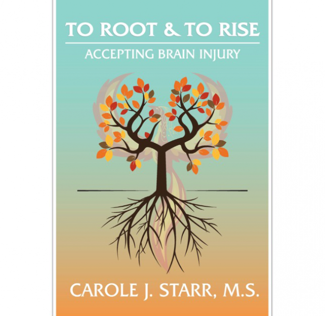 cover of To Root and To Rise showing tree and roots in autumn colors