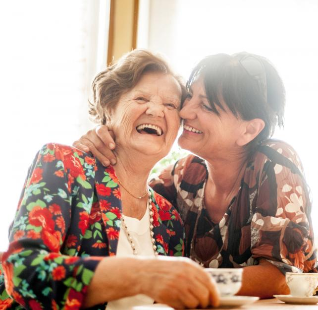 Caregiving: The Importance of Keeping Yourself Healthy