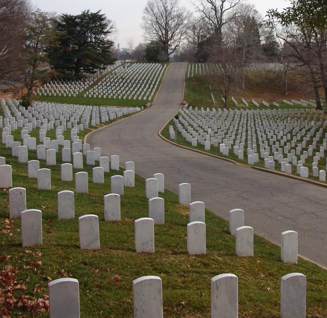 Arlington National Cemetery: We Lost Another Veteran Yesterday