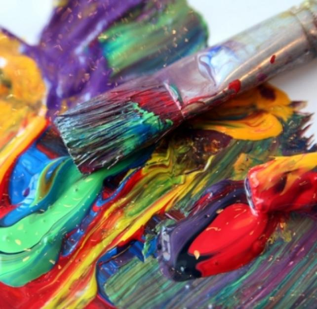 The Pleasures and Benefits of Art Therapy After TBI and PTSD