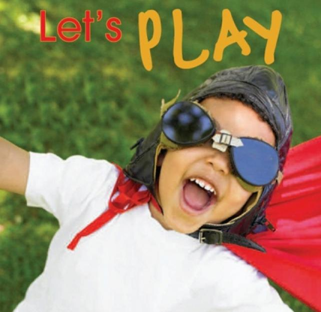 Let's Play: A Guide to Toys for Children with Special Needs