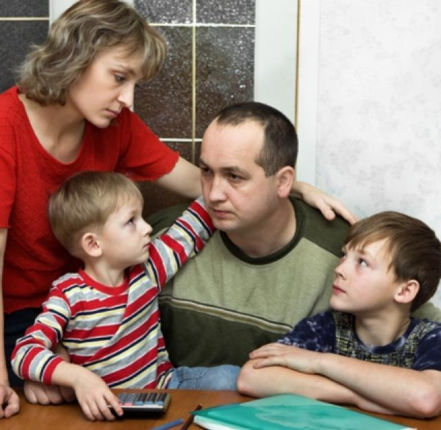 Family Change After Brain Injury
