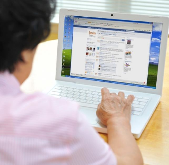 Is Facebook the Newest Brain Therapy?