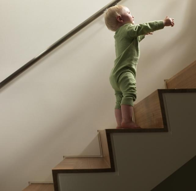 Toddlers Tumble — When Should I Be Worried?