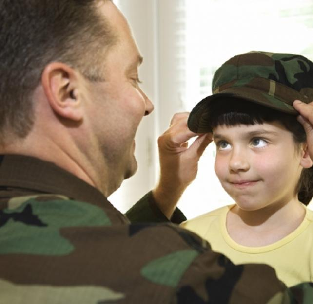 Strengthening Resources and Supports for National Guard and Couples and Families