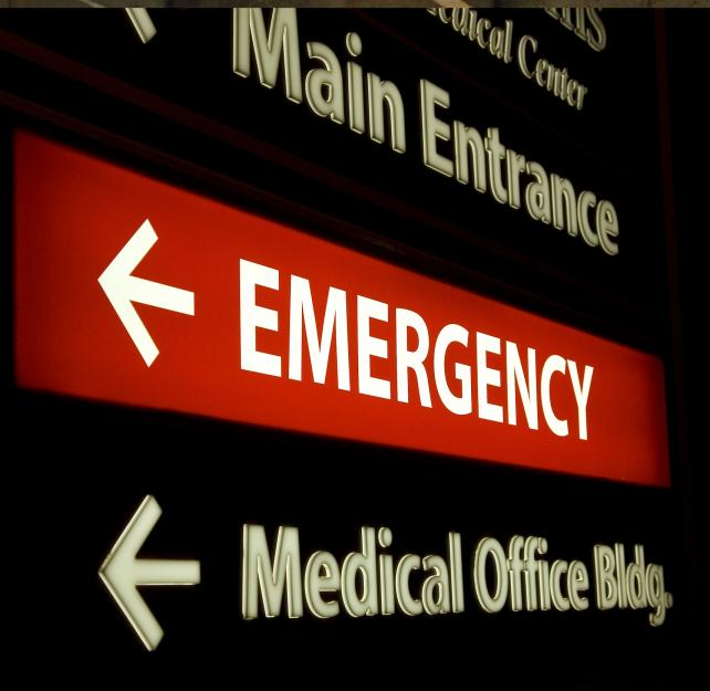 Ask the Expert: When to Go to the Hospital
