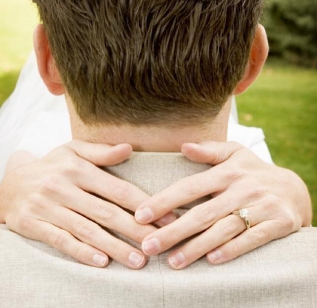 Derek McGinnis: My Wife Is Not My Caregiver