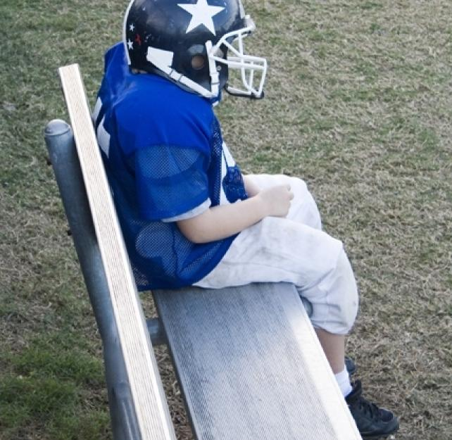A Portable Device to Detect TBI on the Sidelines