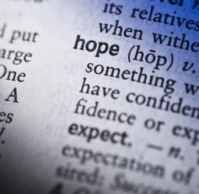 One Way to Spell Hope: RESEARCH