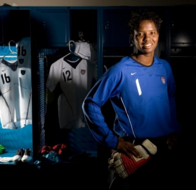 Why Retired Soccer Star Briana Scurry Is Speaking Out About Concussion