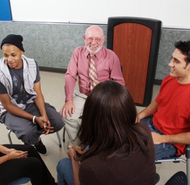 Ask the Expert: Recognizing TBI in Substance Abuse Support Groups