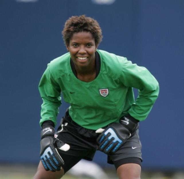The Hit That Ended Briana Scurry's Soccer Career