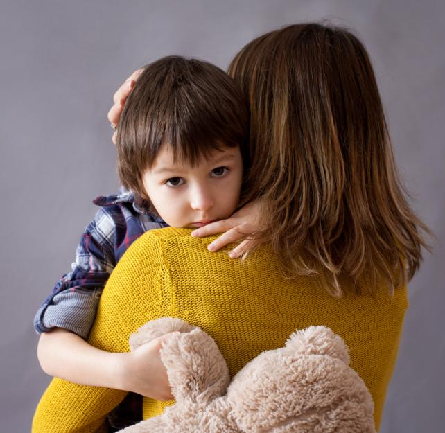How a Parent's TBI and/or PTSD Affects Children